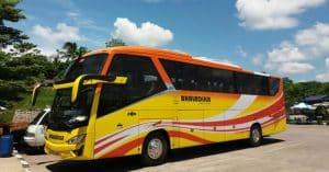 Jasa Rental Bus Jakarta Tangerang