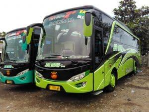 Rental Bus Jakarta Cileungsi Bogor