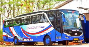 Sewa Bus Pariwisata di Bekasi