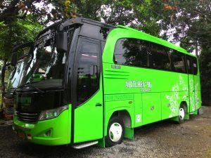 Sewa Bus di Depok Bandung