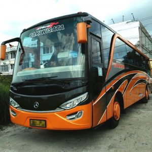 Sewa Bus Jakarta Indramayu