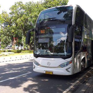 Rental Bus Jakarta Garut
