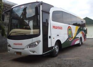 Sewa Bus Jakarta Banyumas