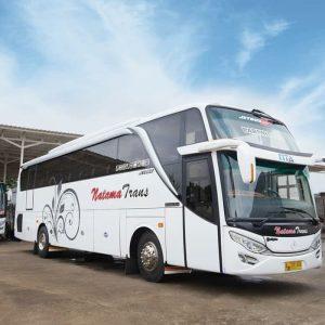 Sewa Bus Jakarta Palembang