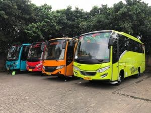 Sewa Bus Jakarta Jepara