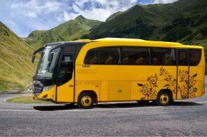 Rental Bus Jakarta Cilacap
