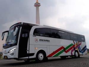 Rental Bus Jakarta Surabaya