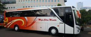 Rental Bus ke Ciwidey
