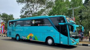 Rental Bus ke Jogja
